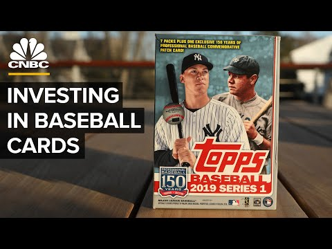 Are Baseball Cards A Good Investment?