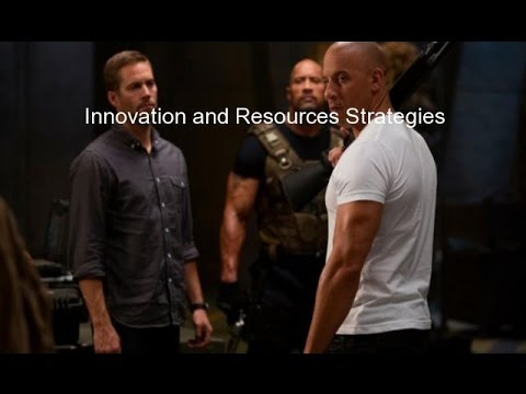 Innovation and Resources Strategies
