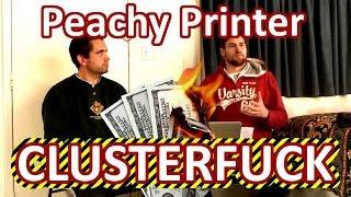 Problematical PEACHY PRINTER Pilfers Public Pledges!
