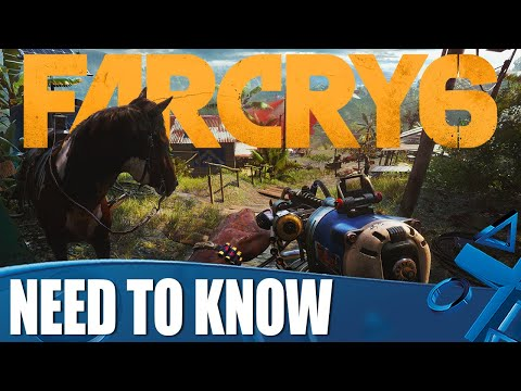 Far Cry 6 - Six Things You Need To Know!