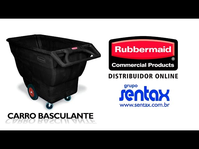 Carros Basculantes - Rubbermaid