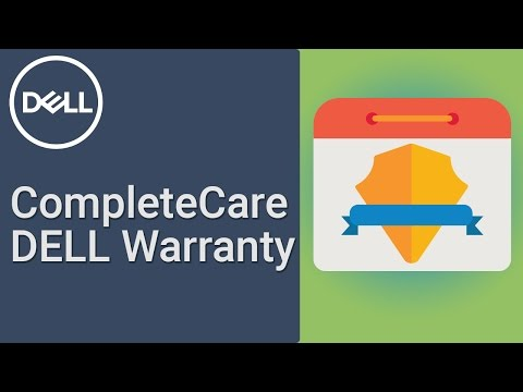 Complete Care Warranty (Official Dell Tech Support)