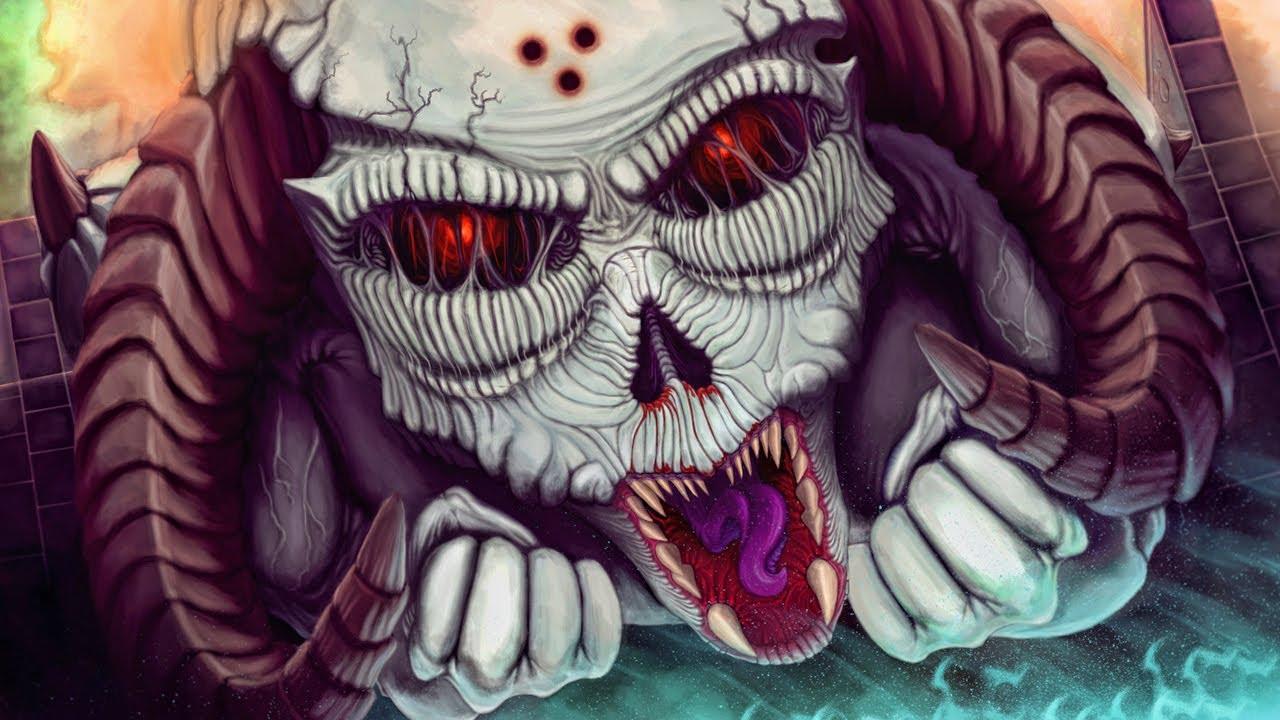 10 Демонов, которыми пугали бестолковых людей