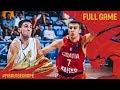 Serbia v Croatia - Live - 3rd Place - FIBA U16 European Championship 2017
