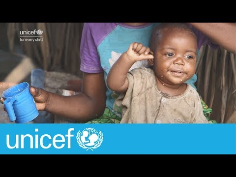 Better health for everyone in Brazzaville | UNICEF thumbnail