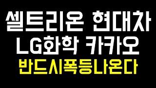 셀트리온 한국전력 현대…