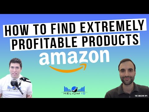 How To Find Incredibly Profitable Products On Amazon FBA! Step By Step Guide