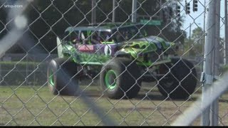 Monster Jam takes over Raymond James Stadium