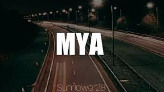 Lejos De Aquí ● MYA | Letra