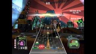 Guitar Hero 3 Custom - Symphony X - Children Of A Faceless God