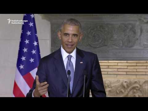 Obama Warns Against 'Crude' Nationalism