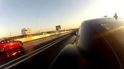 REMATCH : BMW (E92) ///M3 VS Camaro SS (A6) 1/4 Mile