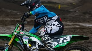 BATTLE: 250 Pro - Final Moto | 2016 Kawasaki Race Of Champions