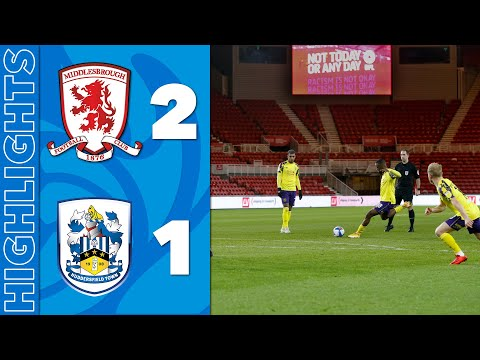 Middlesbrough Huddersfield Goals And Highlights