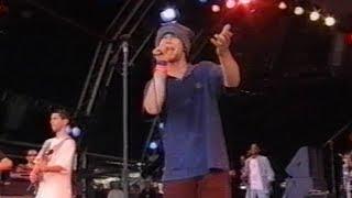 Jamiroquai - Stillness in Time, Glastonbury Festival, UK, June 24th 1995