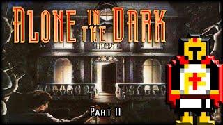 ALONE IN THE DARK (PC/1992) | Part 2 | Retro Rumble II #10
