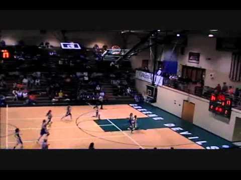 Sam Fender Highlights 2010-11 Greeneville High School