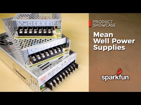 Mean Well Power Supplies