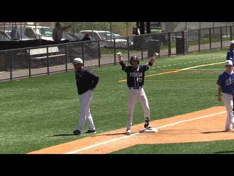 Seton Hall Prep Baseball vs. Millburn High School GNT Semi Finals (May 11, 2019)