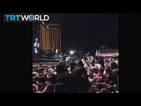 Breaking News: Gunman opens fire during Las Vegas concert