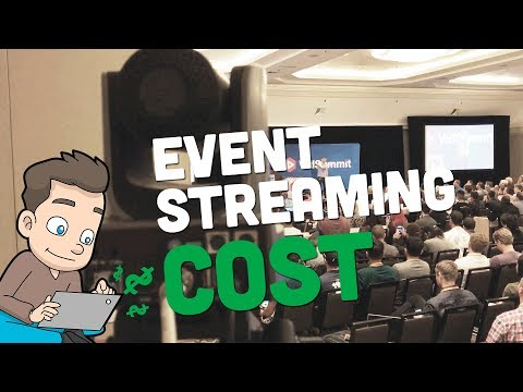 How Much Should You Charge For Live Streaming Services
