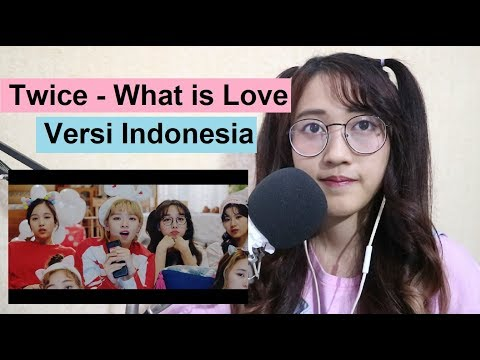 Twice - What is Love (cover indonesia) by Angelyn