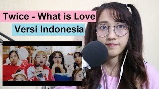 Download Lagu Twice - What is Love (cover indonesia) by Angelyn Mp3