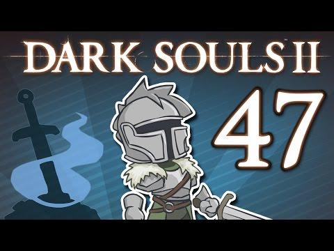 Dark Souls II - #47 - The Guardian Dragon - Side Quest