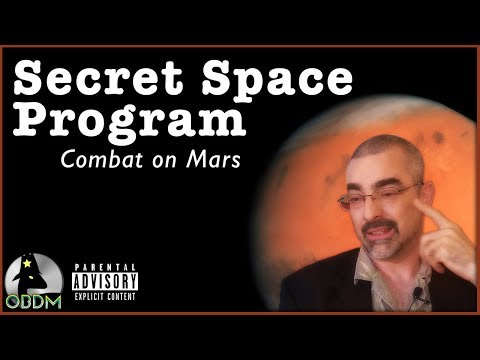 The Secret Space Program and the Space Marines