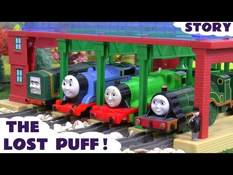 Thomas & Friends Toy Trains Episode Trackmaster Tomas Story The Lost Puff ToyTRains4u
