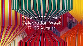 Estonia 100 Grand Celebration Week August 17-25 thumbnail