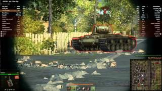 [World of tanks] Dat hacker KV-1 !!!
