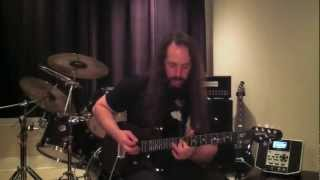 John Petrucci - New Song Demo  (December 2012)