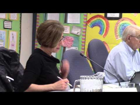 Pennridge School Board Meeting 4-28-2014 Part 1 of 3