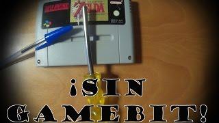 Destornillador Casero para Tornillos Gamebit