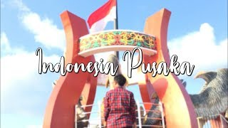 Indonesia Pusaka | Harmonika Cover by Rayzal + Monolog