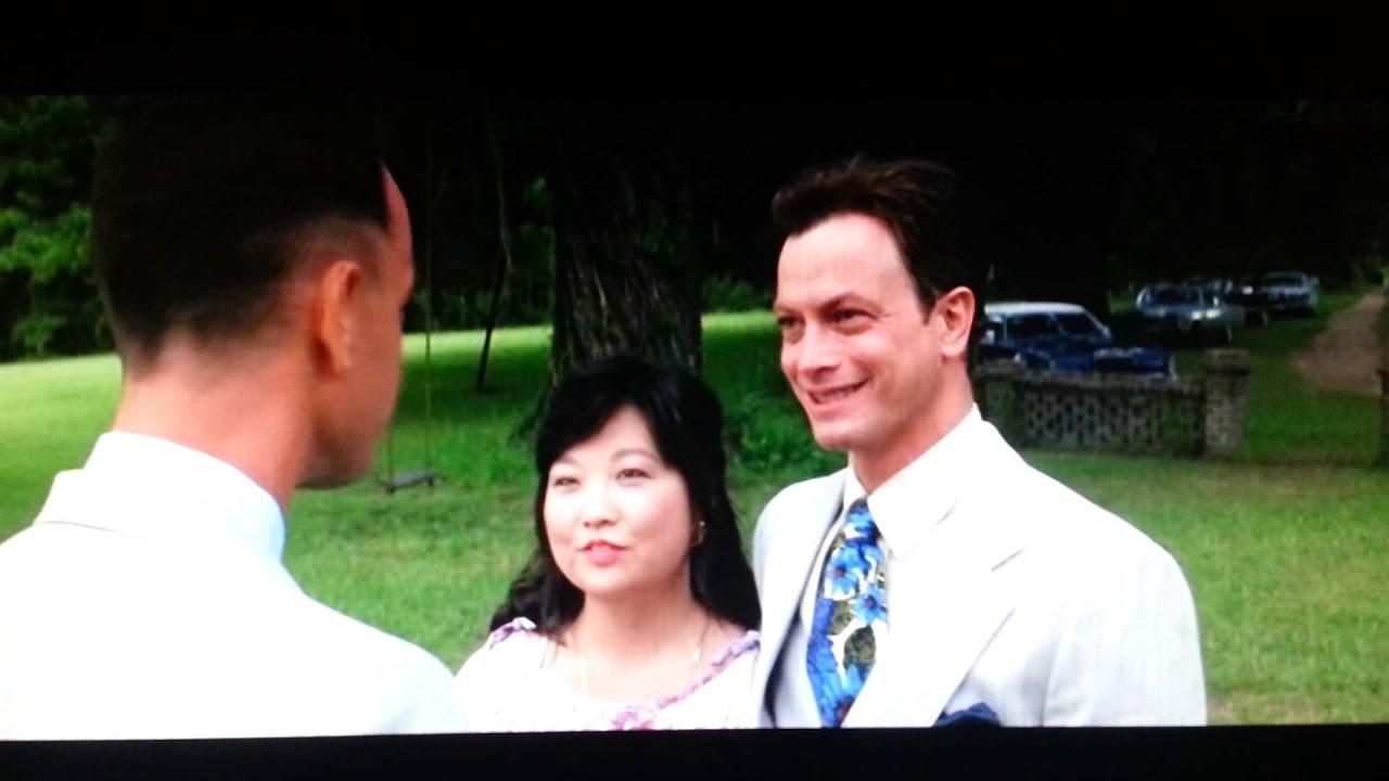 Lt Dan - Forrest' wedding
