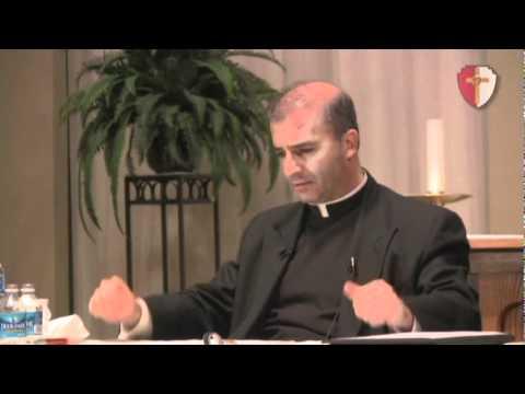 ESP   Padre Angel Espinosa-Defender el amor