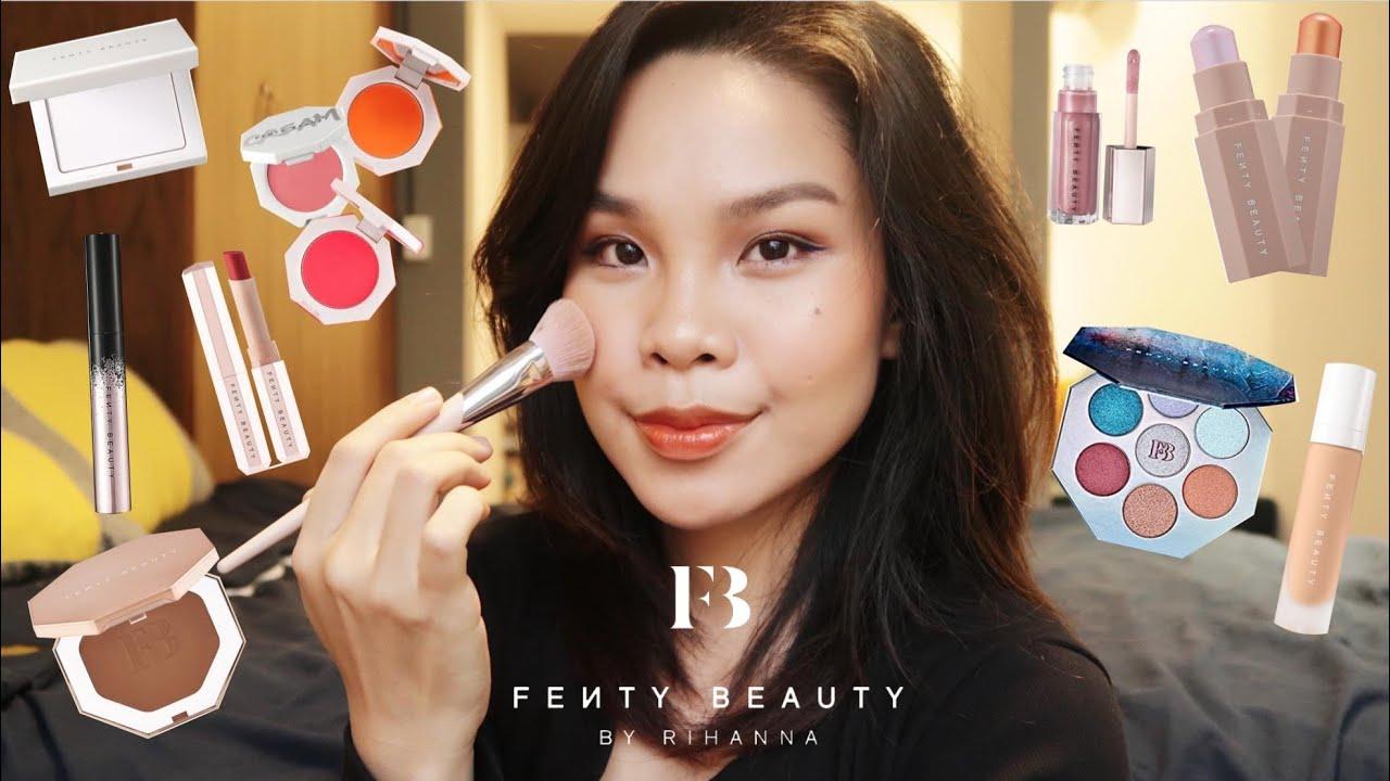 Full Face of FENTY BEAUTY | SongThuChannel