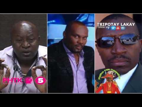 Haiti Debat - Avoka Pitit Desalines (Evel Fanfan) Vs Avoka PHTK (Raynold Georges)