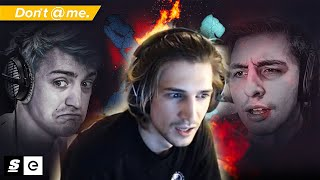 xQc Reacts to How Mixer Created the Biggest Disaster in Streaming History
