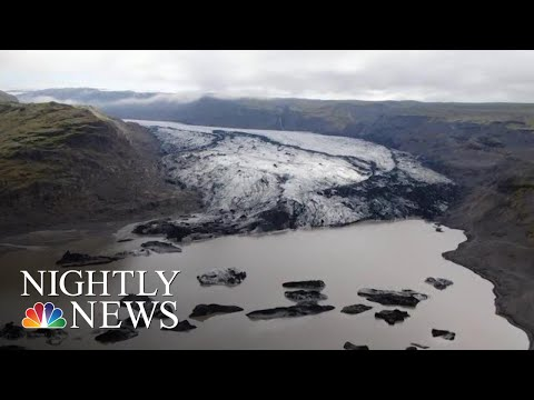 Climate In Crisis: How To Save A Glacier | NBC Nightly News