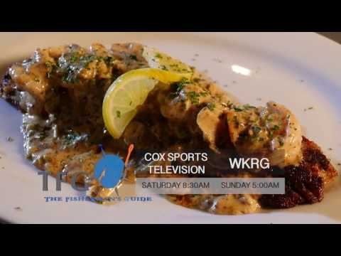 TFG Recipes Blackened Redfish Ponchatrain