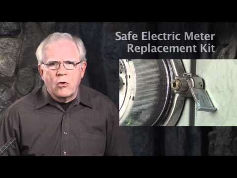 Replacing A Smart Meter With A Safe Analog