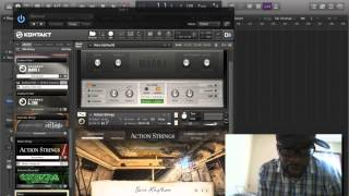 Using Kontakt with Logic Pro X
