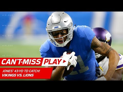 Marvin Jones Does His Best Moss Impression & Burns 2 Defenders for TD! | Can't-Miss Play | NFL Wk 12