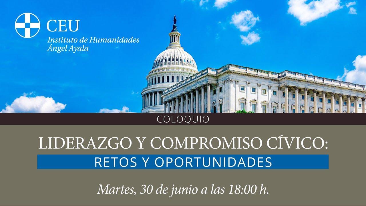Liderazgo y compromiso cívico: Retos y oportunidades