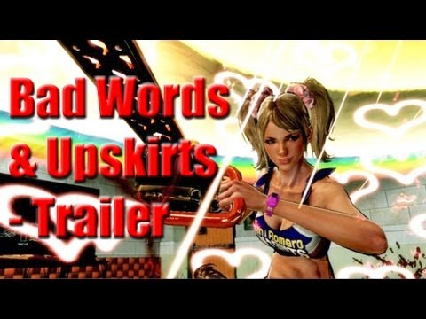 Lollipop Chainsaw: Bad Words and Upskirts thumbnail