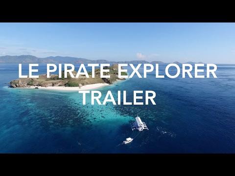 Le Pirate Explorer Flores