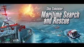 Ship Simulator Maritime Search and Rescue Game Play Ita Ep 2 Un salvataggio articolato
